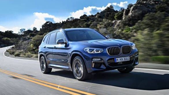 2018 Bmw X3 To Be Launched In India On April 19 Overdrive