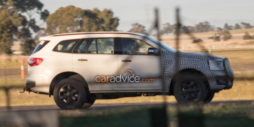 2019 Ford Endeavour: Image source caradvice.com.au