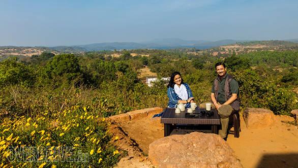 Gauri and Ruturaj Ingle