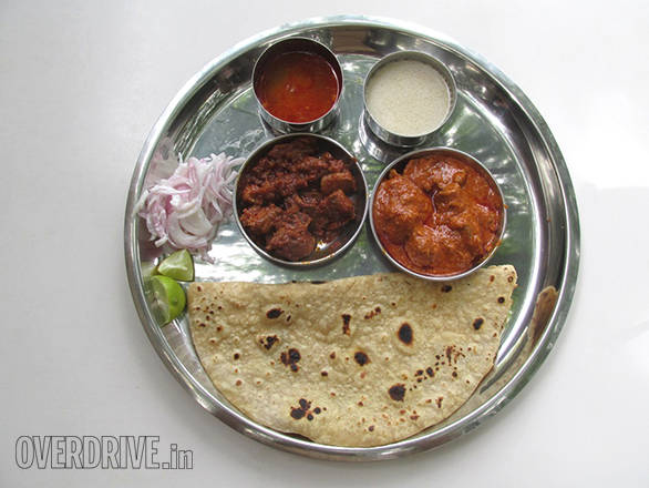 Padma Restaurant owned by the Ingle's is also renowned for its mutton thali