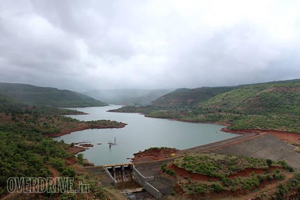 The Western Ghats also have many dams and water bodies