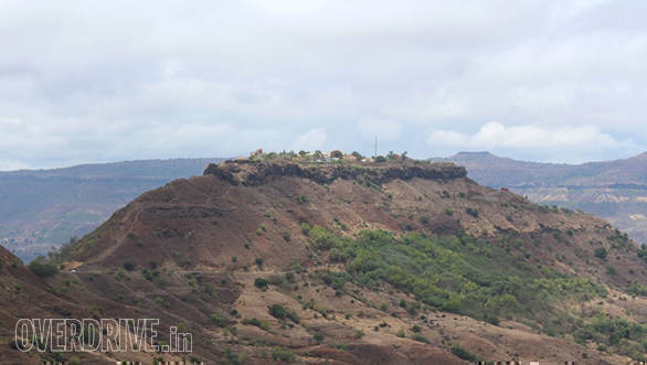 And also saw some magnificent hill forts