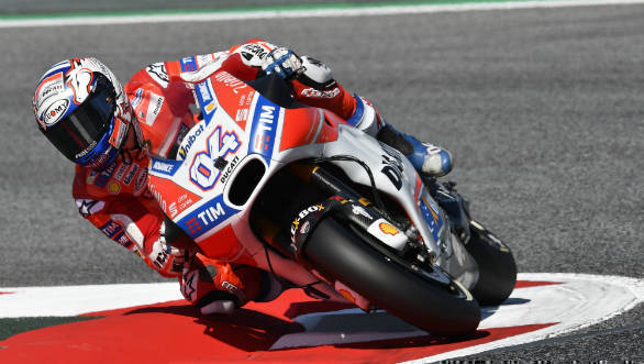MotoGP 2017: Andrea Dovizioso wins the Catalan GP