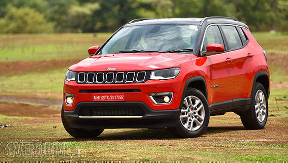 Five things you should know about the Jeep Compass before its India launch