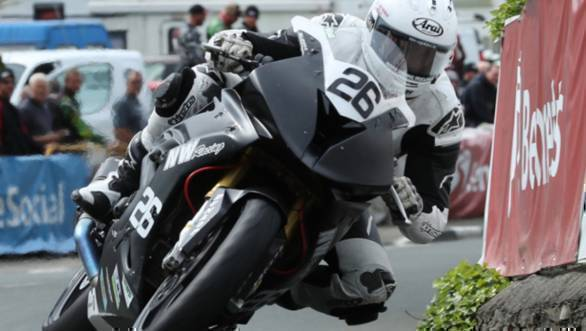 Alan Bonner IOMTT 2017