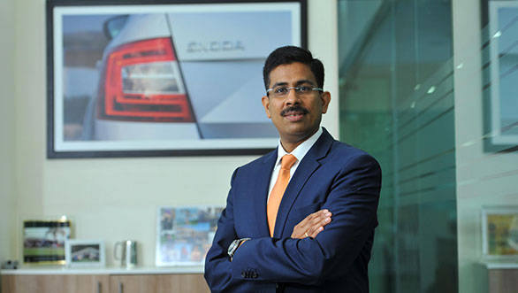 Interview: Skoda India's Ashutosh Dixit speaks about the upcoming Kodiaq