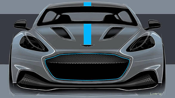 Aston Martin RapidE EV launch pushed to 2019 after LeEco pulls out