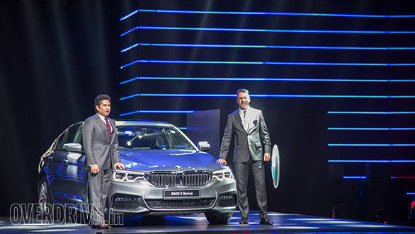 BMW 5 Series Launch-14