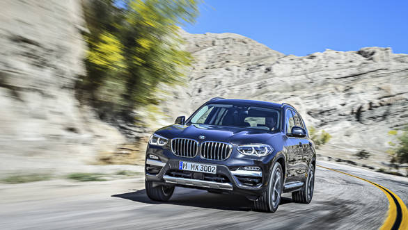 BMW X3: All That Is New