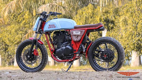 Custom Continental GT TNT Motorcycles (7)-3