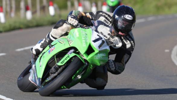 Davey Lambert succumbed to injuries suffered during the opening Superbike race at the 2017 Isle of Man TT