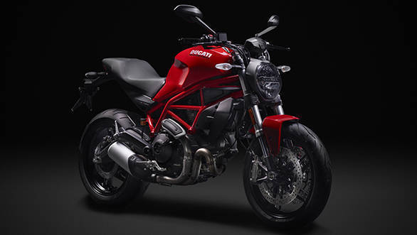 Image gallery: 2017 Ducati Monster 797