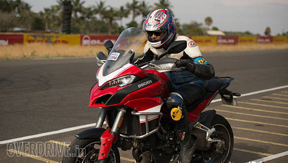 Ducati Multistrada Long Term -11