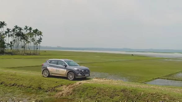 Episode 3: Hyundai Tucson Great India Drive