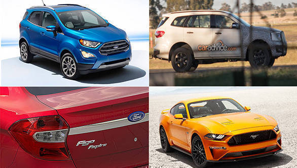 2017 Ford Ecosport India Full Information Latest Images Pictures