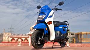 Honda Cliq first ride review