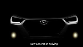 New-gen Hyundai Verna teased, to be launched in India in August 2017
