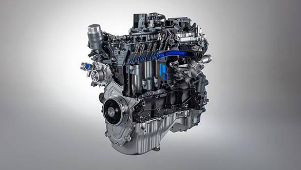 Ingenium-engine