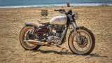 2017 Royal Enfield customs: Custom Classic 500 by Inline3 Motorcycles