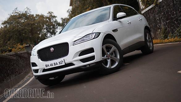 video jaguar f pace 2016