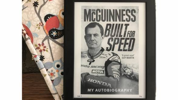 Built For Speed is also available on Kindle