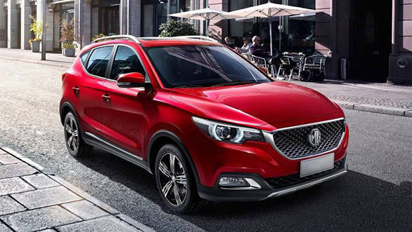 MG XS compact SUV (India bound likely) to go on sale in UK soon