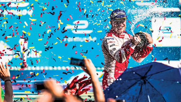 Formula E Berlin: A look back at Mahindra Racing's race-winning weekend