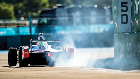 Formula E brings motor racing back to Switzerland for the first time in over 60 years