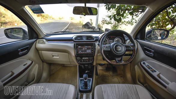 Maruti Suzuki Dzire vs Tata Tigor vs Hyundai Xcent-38