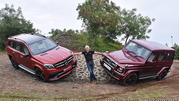 2017 Mercedes-AMG G 63 Edition 463 and GLS 63 launched in India