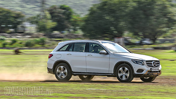 Mercedes-Benz GLC Long Term July 2017 (1)