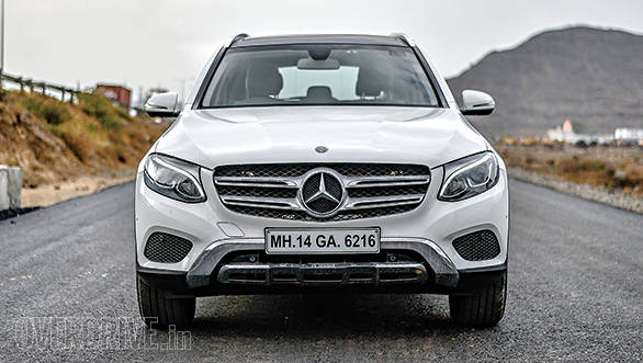 Mercedes-Benz GLC Long Term July 2017 (3)