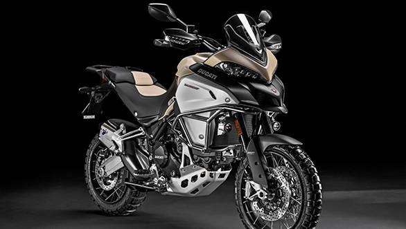 Ducati introduces the new Multistrada 1200 Enduro Pro