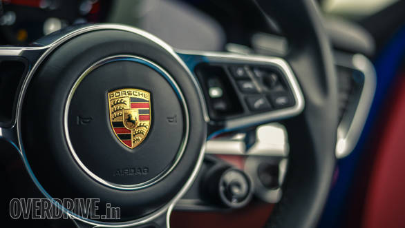 Emissions scandal: Porsche accused of using steering sensor to manipulate emissions