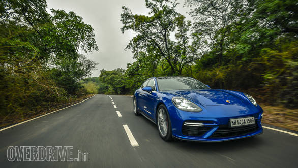 2017 Porsche Panamera Turbo road test review