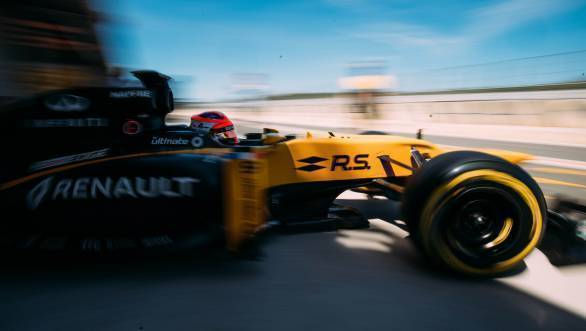 F1: Robert Kubica to test Renault R.S.17 at Hungaroring