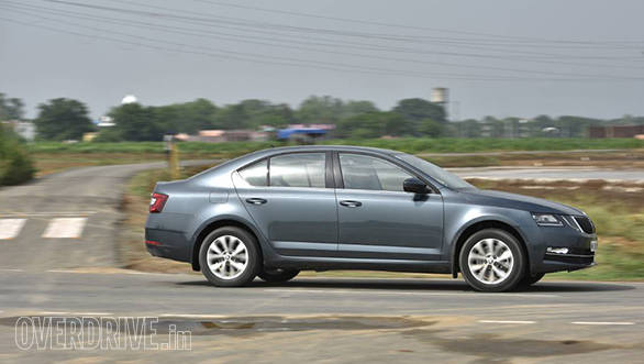 2017 Skoda Octavia Facelift First Drive Review Overdrive