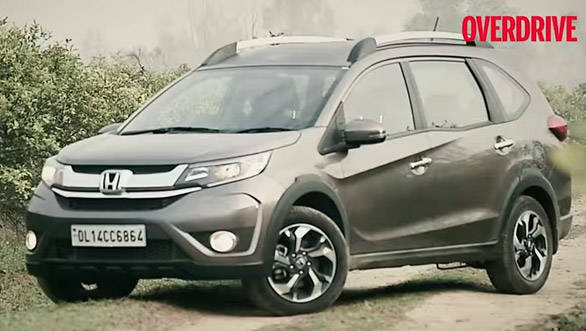 Honda Cars India Announces Price Hike For The BR V, City And CR V