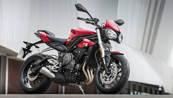 2017 Triumph Street Triple S launched in India at Rs 8.50 lakh