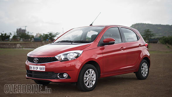 2017 Tata Tiago petrol AMT road test review