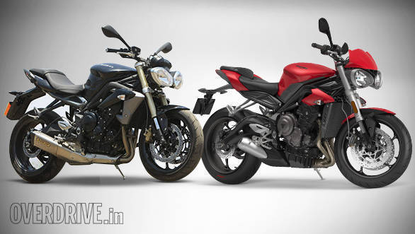 everything you need to know about the 2017 triumph street triple overdrive. Black Bedroom Furniture Sets. Home Design Ideas