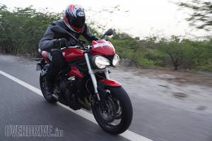 2017 Triumph Street Triple S first ride review