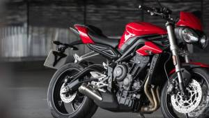 2017 Triumph Street Triple 765 to be launched in India on June 12