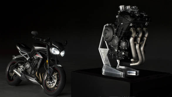 Triumph Motorcycles named official engine supplier of the Moto2 World Championship