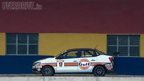Volkswagen Ameo Cup racecar (28)