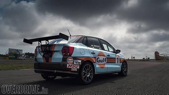 Volkswagen Ameo Cup racecar (3)