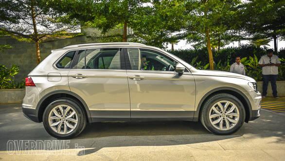 2017 Volkswagen Tiguan: Features and variants explained