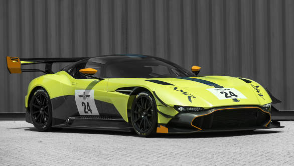 Aston Martin Turns It Up To Eleven With The Vulcan AMR Pro
