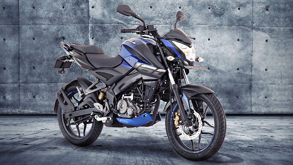 2017 Bajaj Pulsar NS160 launched in India at Rs 80,648