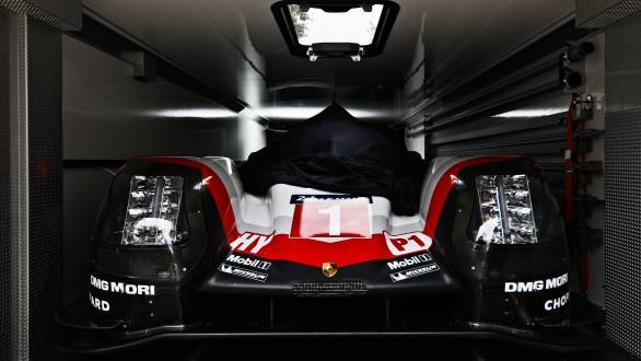 Another year, another victory at Le Mans for Porsche?